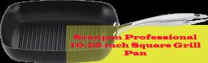 Scanpan Professional 10.25 inch Square Grill Pan