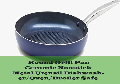 Blue Diamond Grill Pan