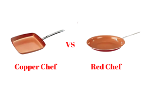 Copper Chef VS Red Chef