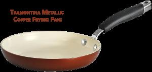Tramontina Metallic Copper Frying Pan
