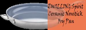 Zwilling Spirit Ceramic Frying Pan