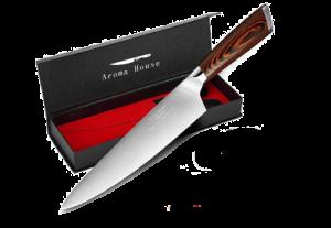 Aroma Professional Chef Kitchen Knife