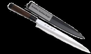 Yoshihiro Stainless Steel Sashimi Japanese Knife
