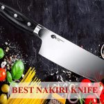 Top 8 Best Nakiri knife (High Rated by Expert Chef's)