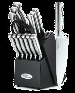 Marco Almond Hardwood Knife Set