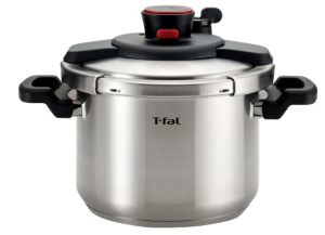 T-Fal Clipso Stainless Pressure Cooker