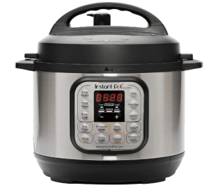 Instant Pot Duo 7-in-1 Electric Pressure Slow Cooker