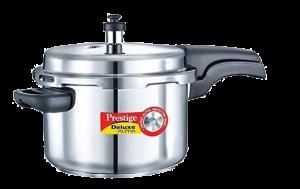 Prestige Alpha Deluxe Pressure Cooker