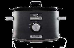 Calphalon Stainless Steel Digital Slow Cooker