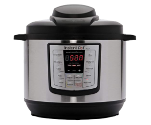 Instant Pot 6 Quart Electric Pressure Cooker (IP-LUX60)