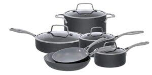Bialetti Non-Stick Ceramic Cookware Set Pro 10 Piece