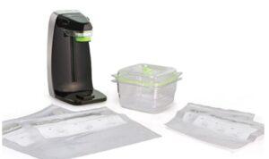 Food Saver Food Preservation System- Space Saver