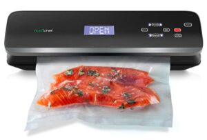 Nutrichef Automated Sealing System