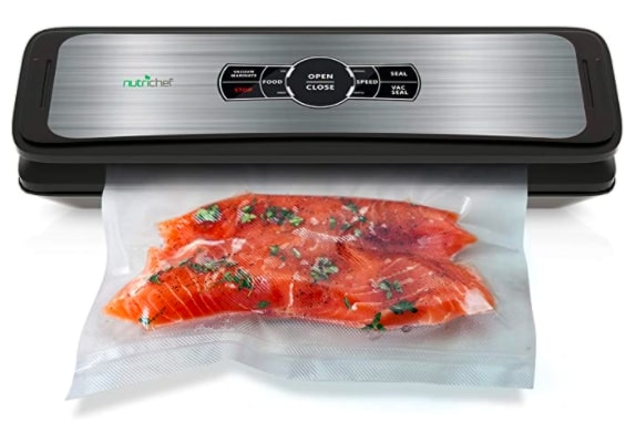 Nutrichef PKVS45STS Vacuum Air Sealing System