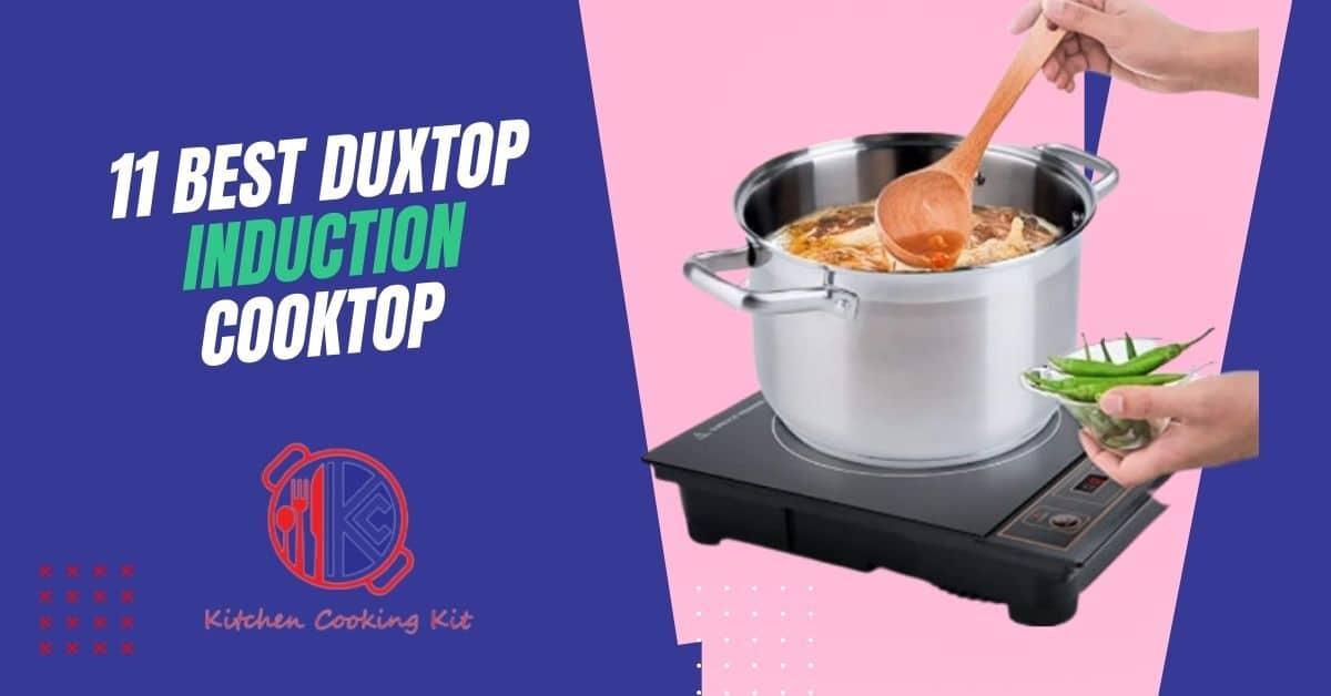 Duxtop Induction Cooktop
