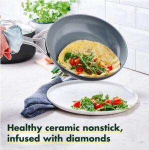 GreenPan Paris Pro Ceramic Nonstick Fry Pan