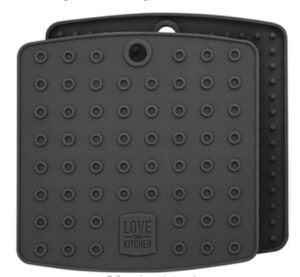 Silicone Trivet Mats- 5-in-1 Functionalities