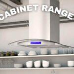 Best Cabinet Range Hood