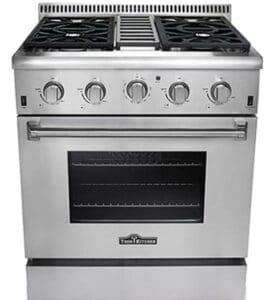 Thor Kitchen Freestanding Gas Range (HRG308U)